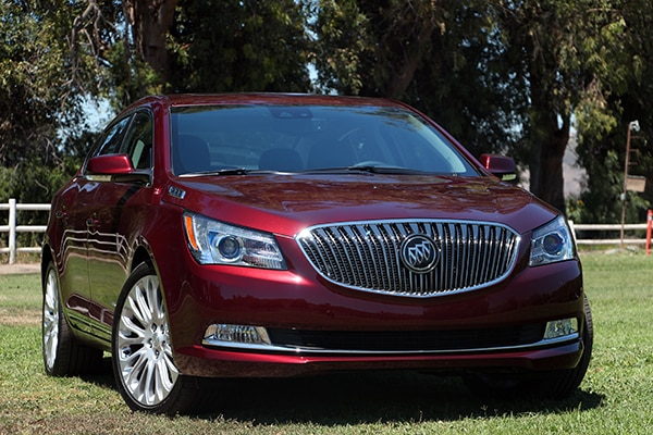 2014 Buick LaCrosse First Drive