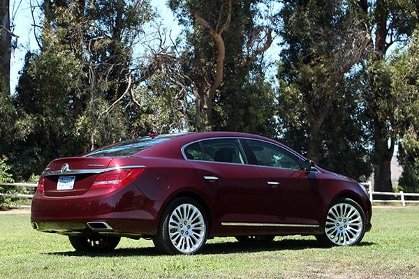 2014 Buick LaCrosse First Drive | Autobytel.com
