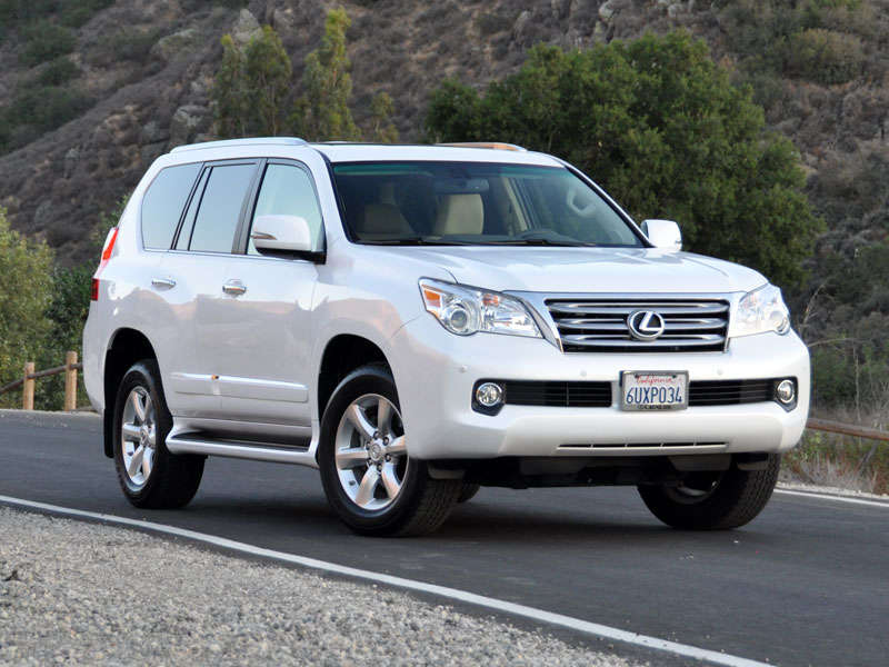 2013 Lexus GX 460 Luxury SUV Road Test And Review: Models And Prices