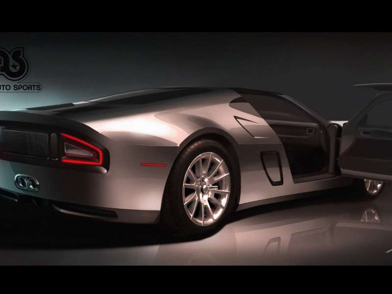 Galpin Auto Sports To Show A 1,000 Horsepower Supercar At Pebble Beach