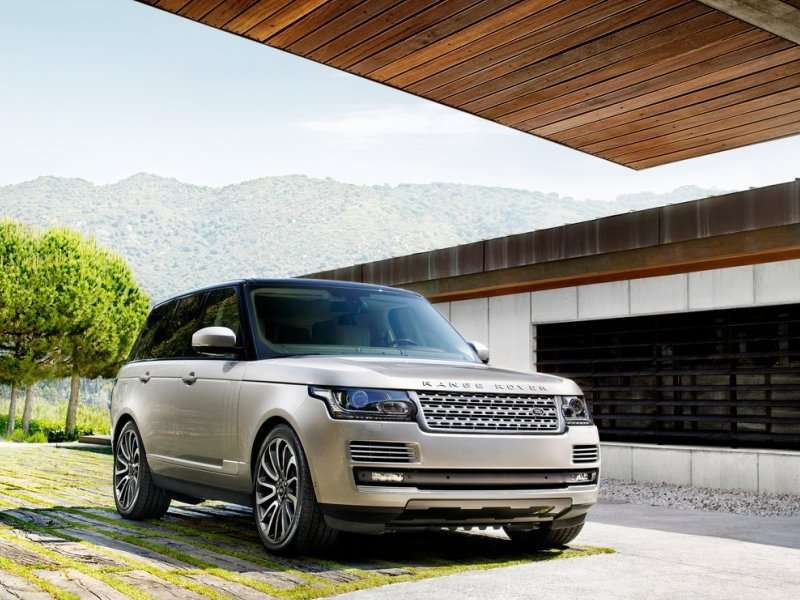 Land Rover Range Rover Leads Industry in 2013 APEAL Study