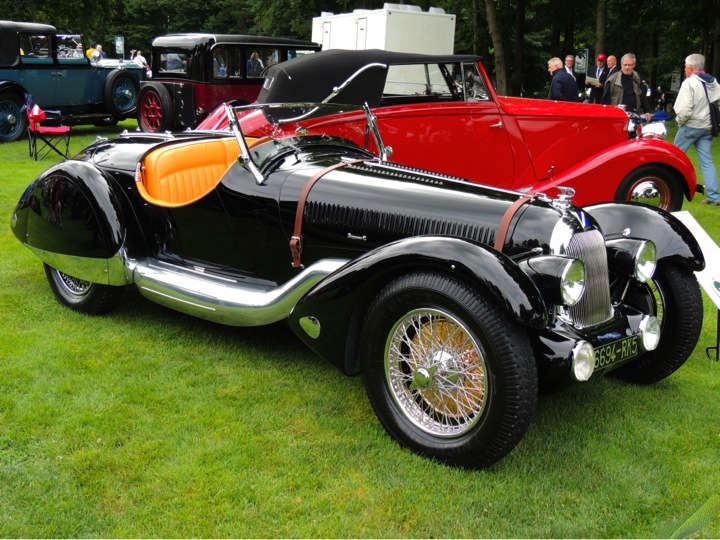Nearly 375 Cars Displayed at 2013 Concours d'Elegance of America