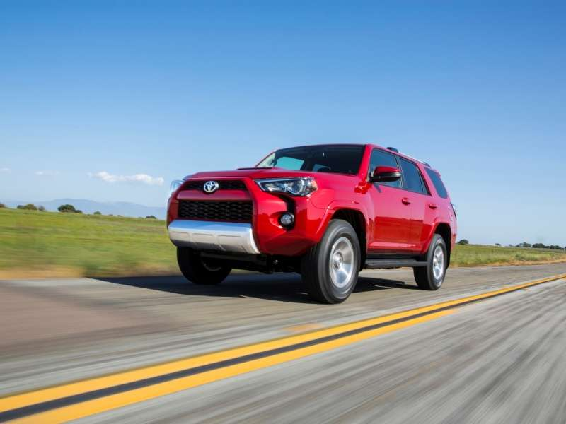 2014 Toyota 4Runner First Drive