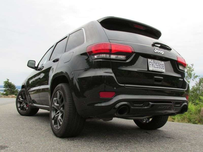 2014 Jeep Grand Cherokee SRT Review: Models And Prices