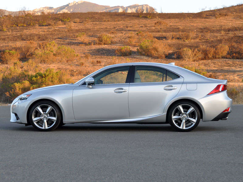 2014 Lexus IS 350 Luxury Sport Sedan Road Test And Review: Pros And Cons