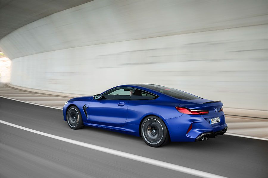 2020 BMW M8 Competition Coupe 900x600
