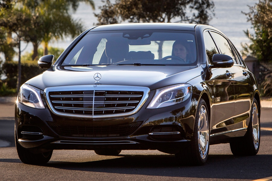 Mercedes-Benz Maybach S600