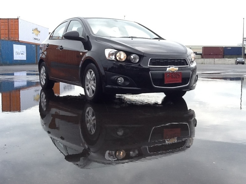 New Safety Package Debuts for 2014 Chevrolet Sonic