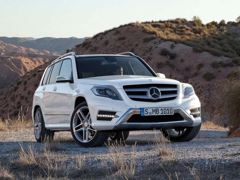 10 Things You Need To Know About The 2013 Mercedes Benz Glk Class
