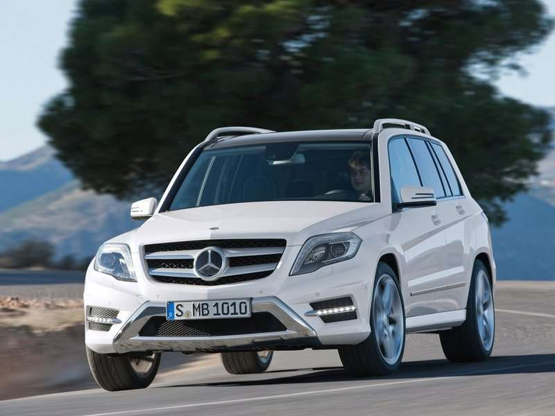 Superb 10 Top Certified Pre Owned SUV Options. Photo Credit: Mercedes Benz