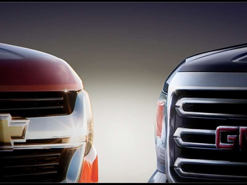 Hey, Look: It's the 2014 Chevy Colorado and GMC Canyon