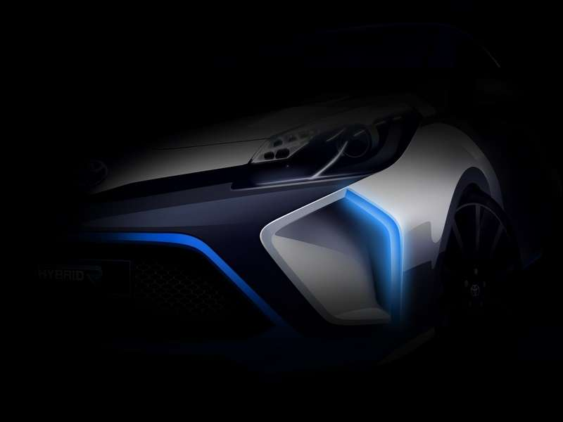 Toyota Announces New Concept for Frankfurt
