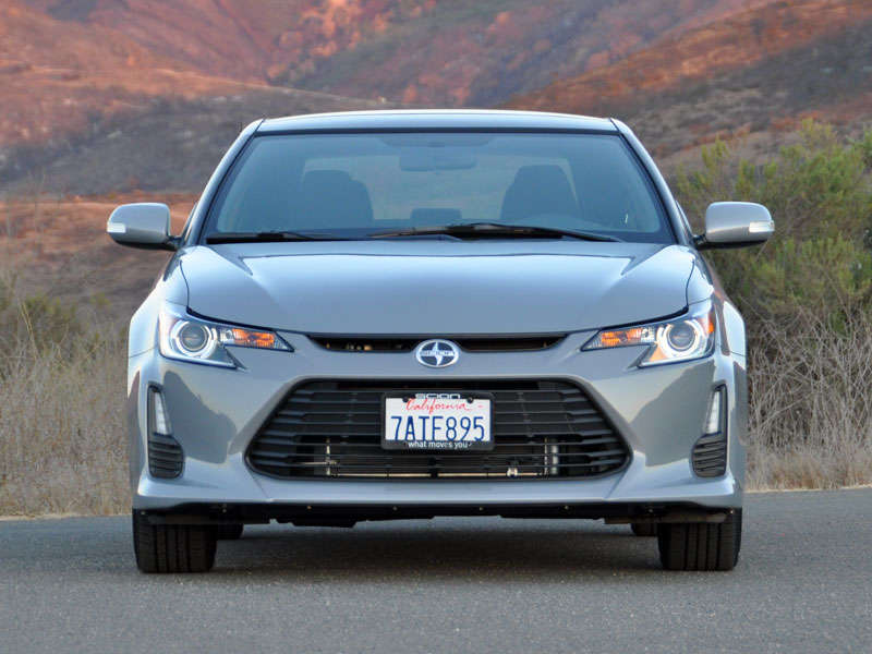 2014 Scion Tc Sport Coupe Road Test And Review Autobytel