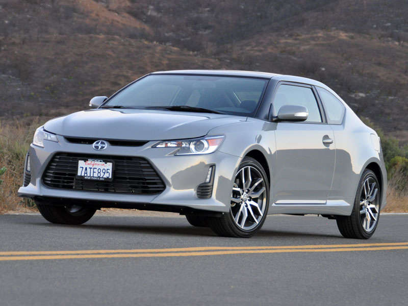 2014 Scion tC Sport Coupe Road Test and Review  Autobytelcom