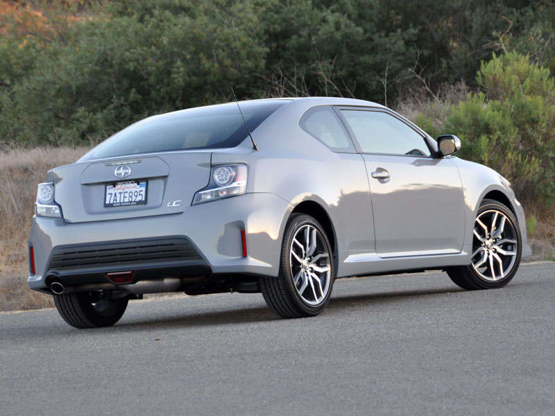 2014 scion tc sport coupe road test and review. Black Bedroom Furniture Sets. Home Design Ideas