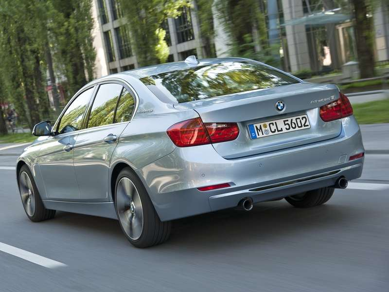 10 Things You Need To Know About The 2014 BMW ActiveHybrid 3