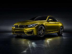 BMW Premieres The M4 Coupe Concept