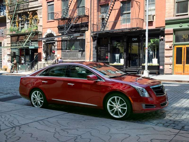 2014 cadillac xts vsport luxury sedan review. Black Bedroom Furniture Sets. Home Design Ideas