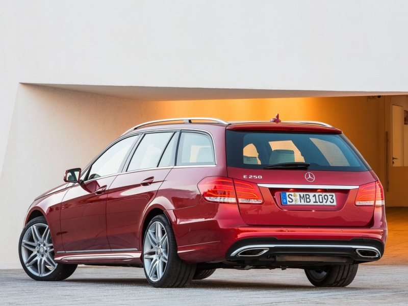 8 New Station Wagons