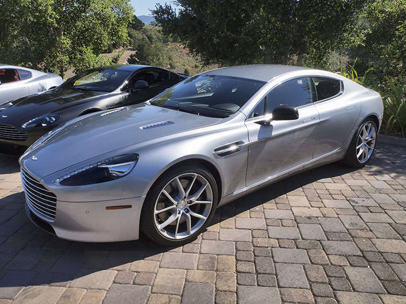 2014 Aston Martin Rapide S First Drive