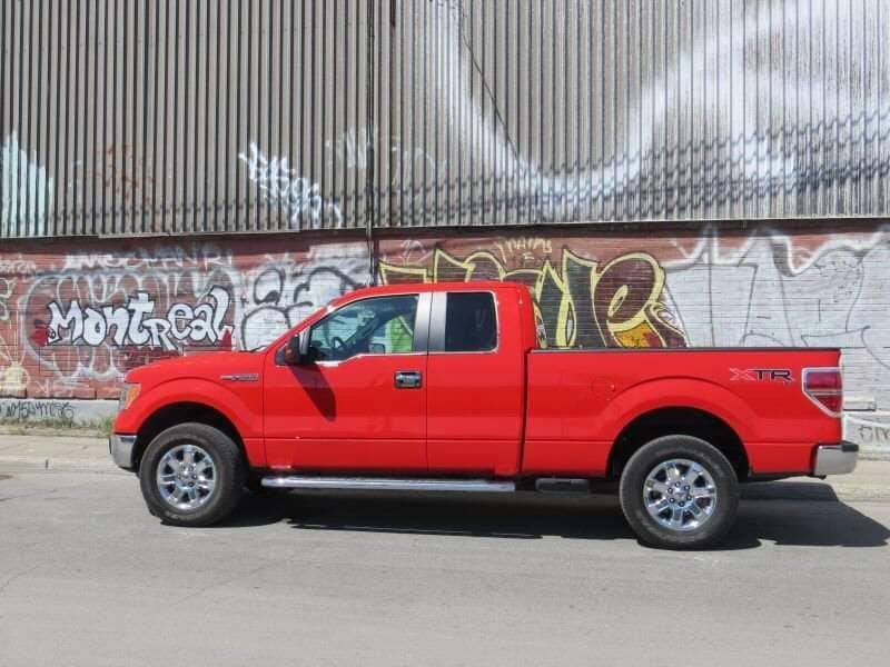 Ford F V Car Complaint