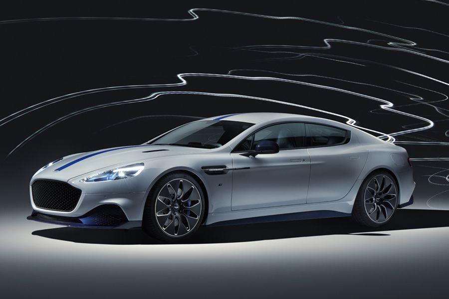 سریعترین خودرو الکتریکی موجود در جهان