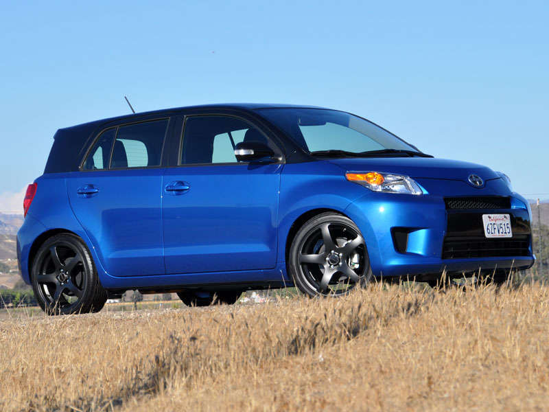 2013 Scion xD Hatchback Quick Spin Review