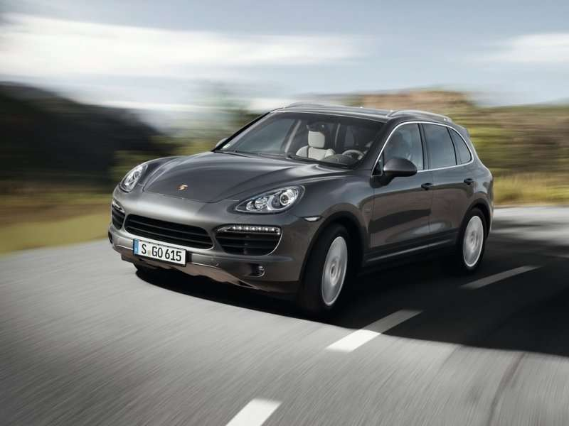 10 Things You Need To Know About The 2014 Porsche Cayenne