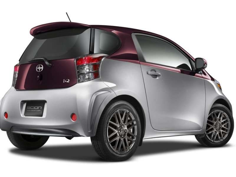 Scion Introduces The 2014 iQ Monogram