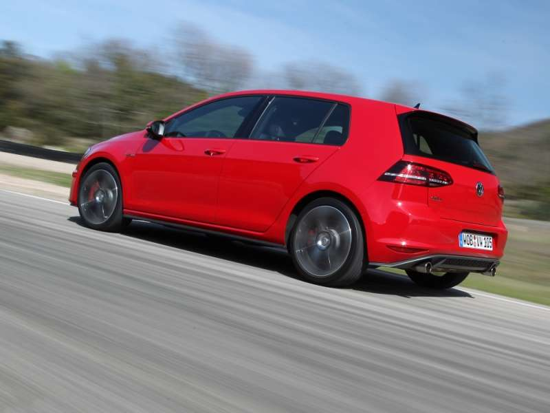 2015 Volkswagen GTI First Drive Review  Autobytelcom