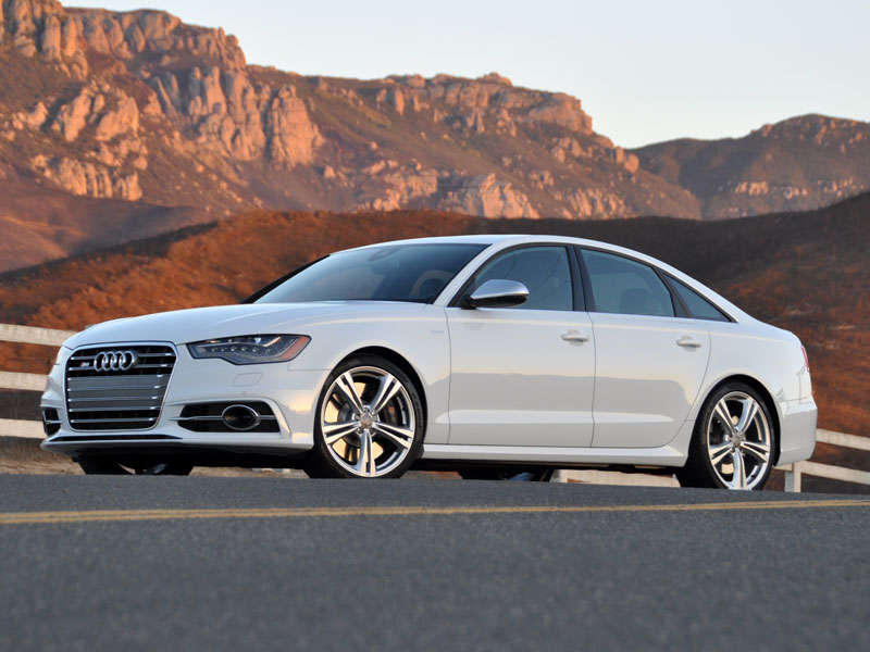 2013 Audi S6 Sport Sedan Road Test And Review Autobytel Com