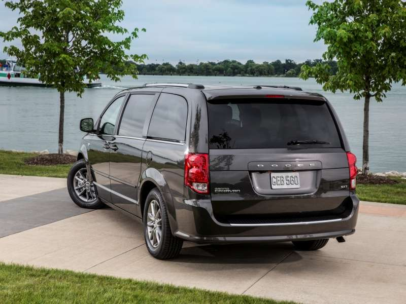 Celebrating 30 Years With The Chrysler Town Country And Dodge