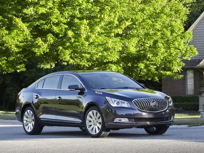 Family Cars With The Best Gas Mileage 07 2017 Buick Lacrosse Eist