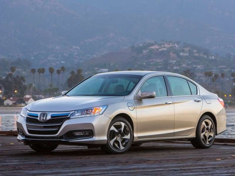 Family Cars With The Best Gas Mileage 02 2017 Honda Accord Plug In Hybrid