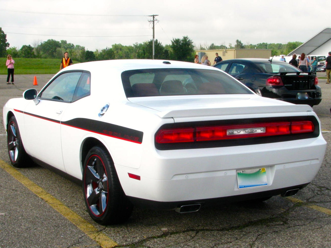 2014 Dodge Challenger: Riding in the Redline | Autobytel.com