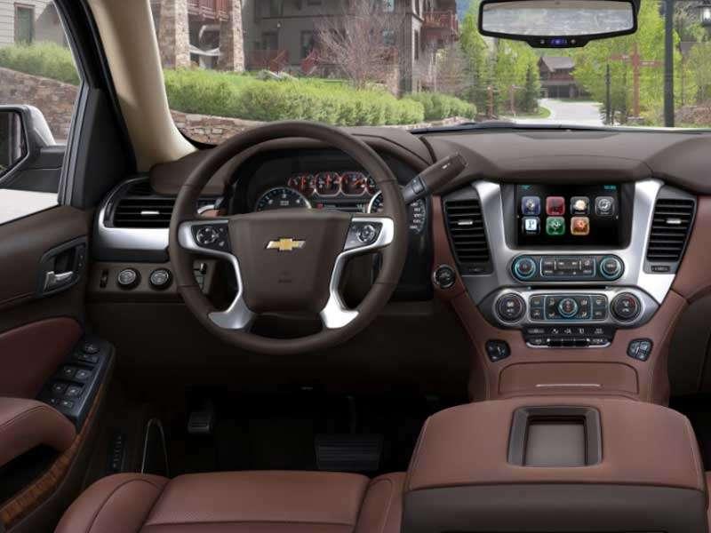 2016 Chevrolet Suburban Con T