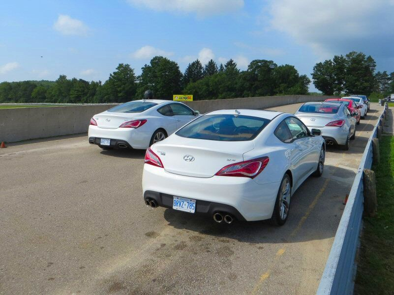 More Power, Please. The Big Story For The 2013 Hyundai Genesis Coupe ...