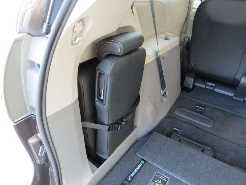 2013 Toyota Sienna SE Review: Safety And Ratings