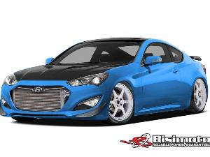 Bisimoto Boosts 2013 Hyundai Genesis Coupe to 1,000 HP