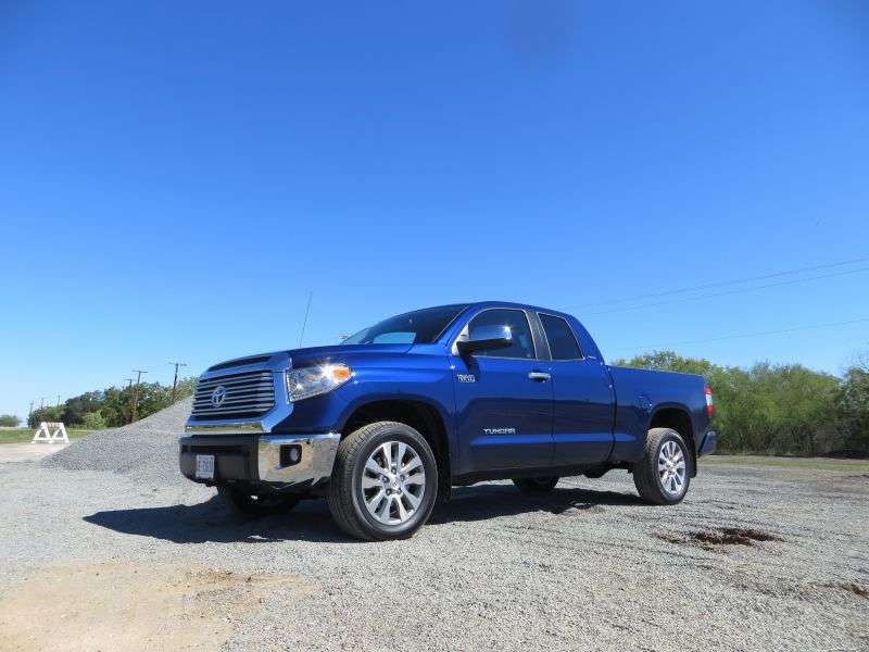 2017 Toyota Tundra Road Test And Review