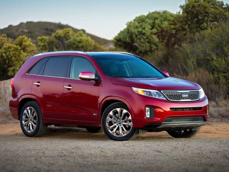 NHTSA: 2014 Kia Sorento Earns 5-Star Overall Vehicle Score
