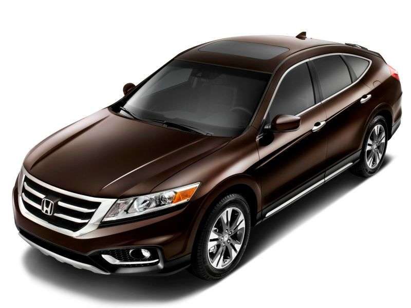 2014 Honda Crosstour Continues with $150 Price Bump