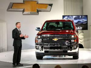2015 Chevy Silverado HD, GMC Sierra HD Star at State Fair of Texas
