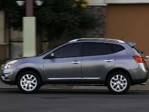 2013 Nissan Rogue to Return Alongside All-new Model
