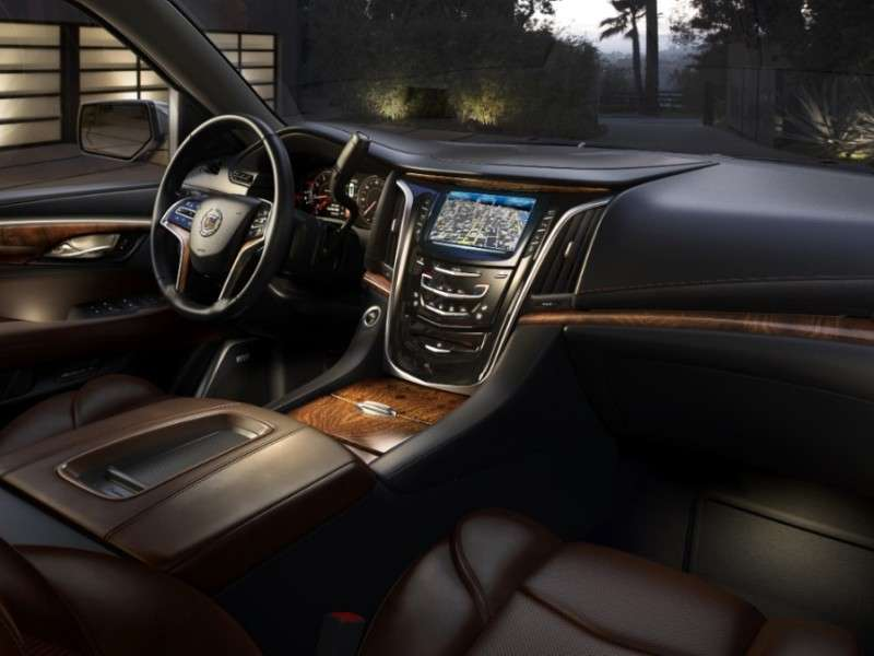 The Inside Story on the All-new 2015 Cadillac Escalade