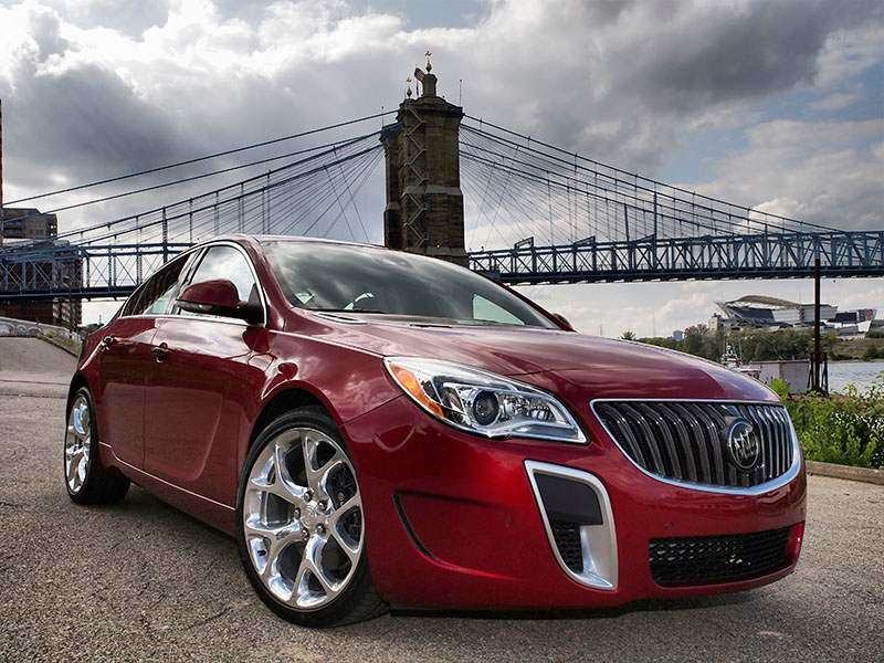 Superior The 2014 Buick Regal Offers The Sporty GS Edition