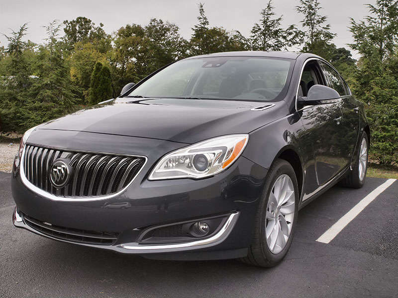 10 Things You Need To Know About The 2014 Buick Regal | Autobytel.com