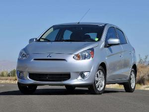 2014 Mitsubishi Mirage First Drive