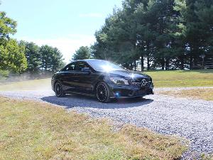 2014 Mercedes-Benz CLA250 Compact Luxury Sedan First Drive