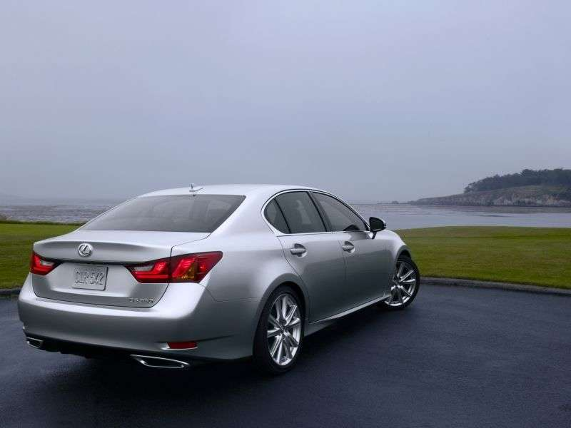 Eight Speed Automatic Transmission For The GS 350 Is The Big Story